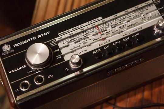 Roberts R707 FTW!