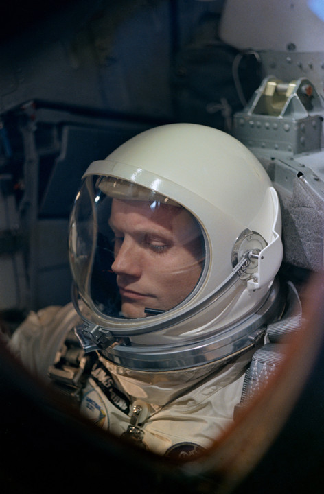 Neil Armstrong - 5 August 1930 - 25 August 2012