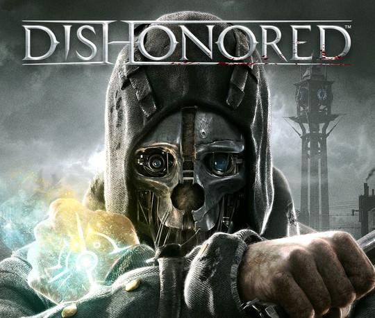 Dishonoured, damnit!