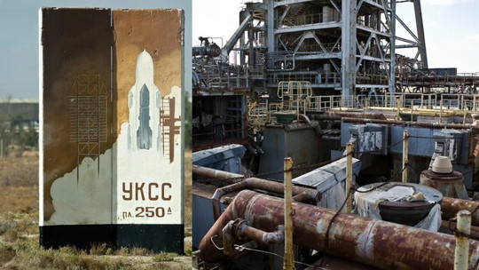 Soviet rust is the best kind of rust.