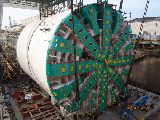 Boring Machines Disturbs Sleep