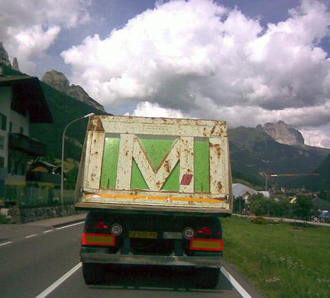 MINERVA truck