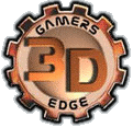 3D Gamers Edge gold award
