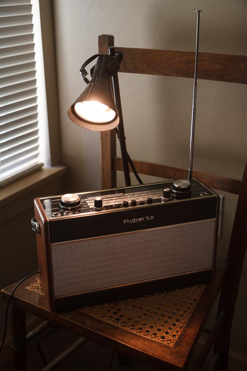 Mains-powered Radio-4-Matic