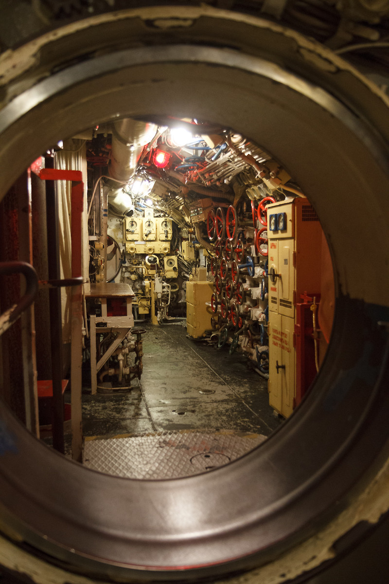 Soviet B-39 submarine